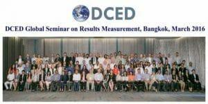 DCED Global Seminar