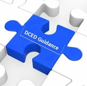 DCED Guidance