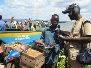 Uganda Radio fisherman compressed